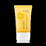 พร้อมส่ง Innisfree PERFECT UV PROTECTION CREAM LONG LASTING FOR OILY SKIN 퍼펙트 유브이 프로텍션 크림 롱래스팅 SPF50+ PA+++ 14,000won