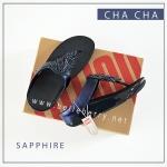 FitFlop CHA CHA : Sapphire : Size US 7 / EU 38