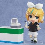 Nendoroid No.340 Kagamine Rin : FamilyMart 2013 Ver. (มือสอง)