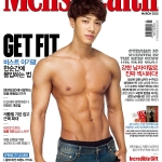 Pre Order / (Book) Men`s Health : March (2015) (Lee Gi Kwang(BEAST))