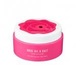 Rose Oil&Salt Gel Scrub
