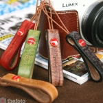 Pre Order / Washing Leather Finger Strap TF001_5PS