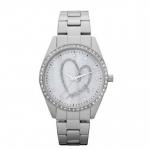 DKNY Heart Glitz 3-Hand Analog Women's watch # NY8471