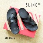 **พร้อมส่ง** NEW 2015 > FitFlop SLING : All Black : Size US 8 / EU 39