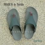 **พร้อมส่ง** FitFlop TRAKK II in Textile : Cool Grey : Size US 10 / EU 43