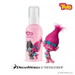 Preorder The Face Shop Trolls Essential Damage Care Hair Oil Serum 100ml 에센셜 데미지케어 헤어 오일 세럼_트롤 에디션 11000won