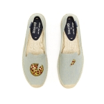 (พรีออเดอร์) SOLUDOS WOMENS JASON POLAN SMOKING SLIPPER