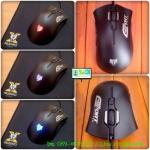 "USB Optical Mouse (มาโคร) ""NUBWO"" (Squad) (NM-40) Gaming"