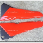 ฝากระเป๋า RXZ สีแดง