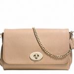 Coach Mini Ruby Crossbody Small bag Handbag # 34604 สี Apricot