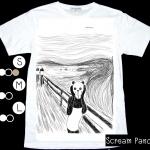 P025 Scream Panda