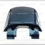 ฝาปิดท้ายบน DREAM-NEW (C100-N) สีน้ำเงินเมท