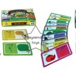 SKF-14 บัตรคำสไลด์ คำถาม-คำตอบ (1 ชุด มี 4 กล่อง)