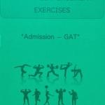 """หนังสือกวดวิชาครูพี่แนน """"Admission - GAT"""" Self-Reinforcement Exercises พร้อมเฉลยและคำอธิบาย"""
