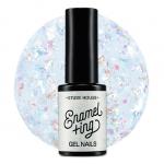 Preorder Etude Enamel Ting Gel Nails 에나멜팅 젤 네일즈 6000won No. 43 Aurora Opal