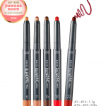 Preorder Etude Play 101 Blending Pencil 7500won Multi Pencil ใช้ได้ทั้งตา แก้มและปาก ขนาดที่ใหญ่ขึ้นทำให้สามารถใช้งานได้ถนัดขึ้น เกลี่ยง่ายขึ้น สีชัด ติดทน