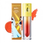 (พร้อมส่ง) Etude House Color in Liquid Lips Juicy - Wedding Peach สี OR209
