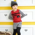 เสื้อยืด Hotpet สกรีนลายแมวดำ (สีแดง)