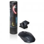 USB Laser Mouse GIGABYTE (GM-M8600) Macro Gaming Black