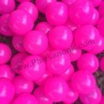 UT-5911 ลูกบอลเด็กสีล้วน 200 ลูก สีชมพู