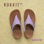 **พร้อมส่ง** FitFlop : ROKKIT : Summer Lilac : Size US 8 / EU 39