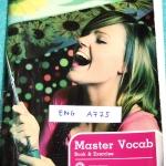 ►ครูพี่แนน Enconcept◄ ENG A775 หนังสือเรียนพิเศษ Master Vocab Book & Exercise เจาะลึกเรื่อง Root รากศัพท์ที่สามารถแตกแขนงออกเป็นคำศัพท์ต่างๆที่มีความหมายใหม่มีตัวอย่างประโยค และโจทย์แบบฝึกหัด จดครบเกือบทั้งเล่ม จดละเอียดมาก หนังสือเยินผ่านการใช้งานเปิดอ่า