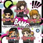 BIGBANG mobile straps
