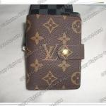 กระเป๋าใส่นามบัตร Louis Vuitton ขนาด 4.5x3.5 นิ้ว ลายโมโนแกรมใหญ่