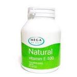 Vitamin E Natural 400 iu 30แคปซูล บำรุงผิวให้สดใส ลดรอยแผลเป็น