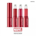Preorder The Face Shop Marvel Metal Lip Color 메탈 립컬러(마블) 13000won