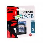 """SD Card 16GB """"Kingston"""" (SD4)"""