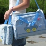 กระเป๋าแม่ set 3 ใบ