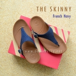 ** N E W ** FitFlop The Skinny : French Navy : Size US 8 / EU 39