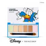 Preorder The Face Shop Disney Concealer Multi Palette 더페이스샵 컨실러 디즈니_멀티 팔레트 20000won พาเล็ตคอนซิลเลอร์ที่รวมการใช้งานได้หลากหลายในตลับเดียว ปกปิด อำพรางอย่างมืออาชีพ แนบสนิท เรียบเนียนไปกับผิว สำหรับทุกจุดบกพร่อง ทุกสีผิวในแต่ละบริเวณของใบหน้า
