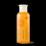 Preorder Innisfree Tangerine vita C skin 탠저린 비타C 스킨 200mL 18000won โทนเนอร์หน้าใส โทนเนอร์สูตรพิเศษ ที่มีส่วนผสมหลักที่มี คุณภาพสูง ประกอบด้วยสารสกัดวิตามินซี และปรับสภาพผิว ให้ขาวใส และผลัดเซลล์ผิวอย่างอ่อนโยน