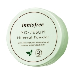 (พร้อมส่ง) Innisfree No Sebum Mineral Powder