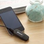 ตัวลิงค์สัญญาณเครื่องเสียงรถยนต์ กับ มือถือ ผ่านบลูทูธ Bluetooth car audio sound link