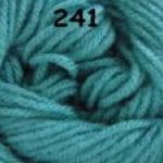 ไหมพรมดาหลา สีพื้น สี 241