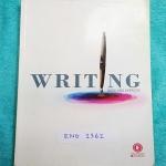 ►ครูพี่แนน Enconcept◄ ENG 1362 หนังสือกวดวิชาภาษาอังกฤษคอร์ส Writing มีสรุปเนื้อหาสำคัญในการเขียน Writing ครอบคลุมทั้งในการเขียนบทความสั้นๆ จนถึงระดับ Advanced การเขียน Essay , Journal มีเทคนิค Trick & Tips เยอะมาก มีจุดสำคัญและข้อควรระวัง ในหนังสือมีจดบ้