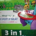 เก้าอี้หัดนั่ง 3 in 1