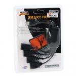 USB HUB 4 Port (Smart)