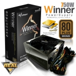 PS (FULL) 750W. ITsonas Winner (Box/Cable)
