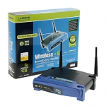 Router 54Mb WLAN LINKSYS (WRT54GL)