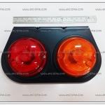 ไฟเอนกประสงค์ (คู่) ฝาแดง/ฝาส้ม 12V.