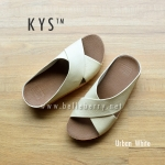 ** NEW 2016 ** FitFlop : : K Y S : : Urban White : Size US 7 / EU 38