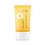 พร้อมส่ง innisfree PERFECT UV PROTECTION CREAM TRIPLE CARE 퍼펙트 유브이 프로텍션 크림 트리플케어 SPF50+ PA+++ 50mL 14,000won