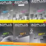 ►พี่โอ๋โอพลัส◄ MA 902Z หนังสือกวดวิชาพี่โอ๋โอพลัส คอร์สแพท1 ครบเซ็ท 6 เล่ม มีจดเกินครึ่งเล่มทุกเล่ม จดละเอียด แสดงวิธีทำอย่างละเอียด จดละเอียดด้วยดินสอและปากกาสี จดเป็นระเบียบ มีสรุปสูตร โจทย์แบบฝึกหัด มีสูตรหากิน,O-Plus Tips เทคนิคลัดของพี่โอ๋ ,มีเน้นจุด