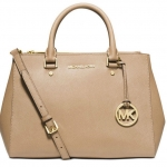 Michael Kors Sutton Medium Satchel Bag