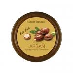 Preorder Nature Republic Argan Essential Deep Care Hair Pack 200ml 아르간 에센셜 딥 케어 헤어 팩 8800won ครีมหมักผม มีสารสกัดจาก organic argan oil , rose hip oil , evening primrose oil ช่วยบำรุงเส้นผมที่แห้งเสีย แตกปลาย ให้กลับมาเงางาม นุ่มสลวยเห็นผลในครั้งแรก