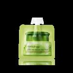 พร้อมส่ง Innisfree Green tea balancing cream 5ml 그린티 밸런싱 크림 1,500 won